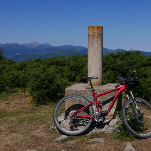 GR93 near El Rasillo